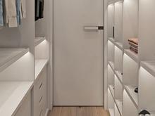 Квартира «UI005», гардеробная . Фото № 27372, автор U-Style