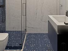 Квартира «UI005», ванная . Фото № 27373, автор U-Style