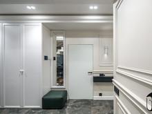 Квартира «UI006», прихожая . Фото № 27394, автор U-Style
