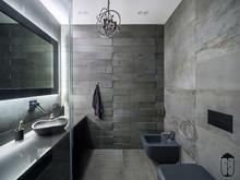 Квартира «UI006», ванная . Фото № 27396, автор U-Style