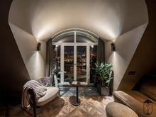 Квартира «UI006», кабинет . Фото № 27397, автор U-Style