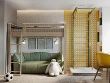 Детская комната для мальчика, фото № 7523, Бойцова Ольга