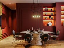 Интерьер с ярким характером в конкурсной квартире для Группы Компаний «Садовое кольцо», фото № 7529, Duplex Apartment  Интерьерные решения