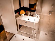 Квартира «PEROVO», ванная . Фото № 27472, автор INRE