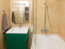 Квартира «Мурчик», ванная . Фото № 27580, автор Chvyzh Dmitriy