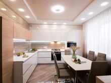 Квартира «Набережный квартал», кухня . Фото № 27583, автор Chvyzh Dmitriy