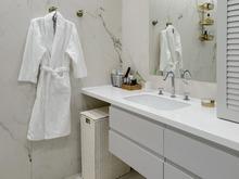 Квартира «Квартира в скандинавском минимализме в г. Новосибирск», ванная . Фото № 27680, автор Симагина Ольга