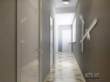 Квартира «Квартира в ЖК Актёр Гэлакси г.Сочи», коридор . Фото № 27695, автор Козлова Екатерина