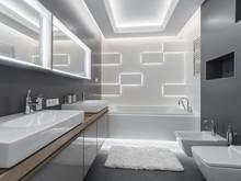 Квартира «Квартира на петроградской стороне в Санкт-Петербурге», ванная . Фото № 27713, автор Сергеев Петр