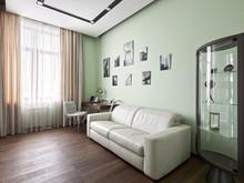 Квартира «Rosewood and ginger», кабинет . Фото № 27774, автор Ермак Юрий
