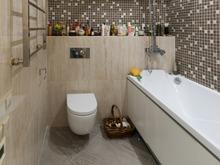 Квартира «Квартира в ЖК Гусарская Баллада», ванная . Фото № 27784, автор Ашкенази Елизавета