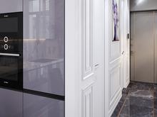 Квартира «Маленькая однокомнатная квартира в историческом центре Москвы», коридор . Фото № 27849, автор Бовтко Анна