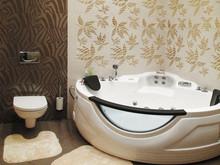 Квартира «Таунхаус для жизни», ванная . Фото № 27878, автор Андреевы Андрей и Екатерина