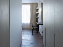 Квартира «Минималистичная квартира-студия ЖК Ясный», прихожая . Фото № 27934, автор Борт Виталий