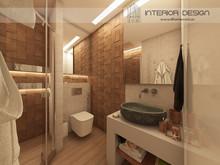 Квартира «FOREST SILENCE», ванная . Фото № 27984, автор Сытник Евгения