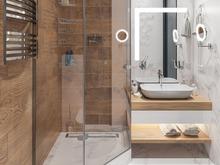 Квартира «ЖК Vander Park», ванная . Фото № 28022, автор Григорьев Игорь