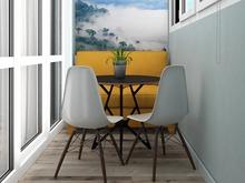 Квартира «Апартаменты 26 м кв в современном стиле», веранда лоджия . Фото № 28030, автор Дуквен Ольга