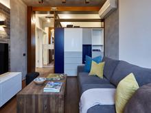 Квартира «Квартира Холостяка», гостиная . Фото № 28073, автор Спицына Александра