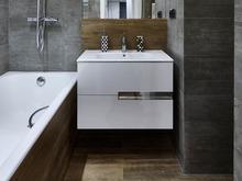 Квартира «Квартира Холостяка», ванная . Фото № 28075, автор Спицына Александра