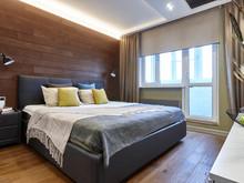 Квартира «Квартира Холостяка», спальня . Фото № 28071, автор Спицына Александра