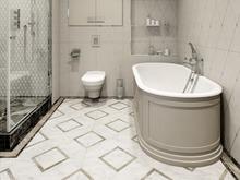 Квартира «Апартаменты в ЖК Привилегия», ванная . Фото № 28085, автор Жданов Евгений