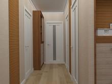 Квартира «Квартира в современном стиле», прихожая . Фото № 28090, автор Луценко Екатерина