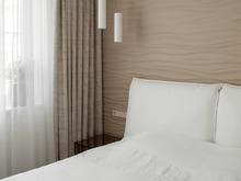 Квартира «Современная городская классика», спальня . Фото № 28114, автор Афанасьева Татьяна