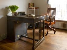 Квартира «Уютная квартира на Пречитсенке», кабинет . Фото № 28178, автор Сенькина Валерия