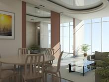 Квартира «Однокомнатная квартира минимализм», гостиная . Фото № 28211, автор Сукиасян Сурен