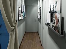 Квартира «ЭТНИЧЕСКИЕ МОТИВЫ», коридор . Фото № 28223, автор Алёны Чекалиной Дизайн студия