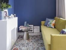 Квартира «Гостевые апартаменты с французским акцентом», гостиная . Фото № 28285, автор Светлицкая Светлана