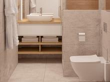 Квартира «Comfort», ванная . Фото № 28375, автор Кот Андрей