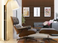 Квартира «Стильность и практичность. Квартира в современном стиле.», гостиная . Фото № 28409, автор 2GO Design Studio