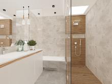 Квартира «ЭСТЕТИКА ФОРМ», ванная . Фото № 28426, автор Царик Элла