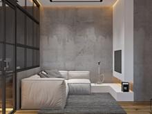 Квартира «UI013», гостиная . Фото № 28429, автор U-Style