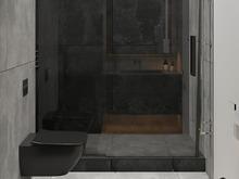 Квартира «UI013», ванная . Фото № 28431, автор U-Style