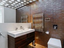 Квартира «Открытое пространство (ЖК Аэробус)», ванная . Фото № 28444, автор Artscor Дизайн студия