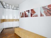 Квартира «Открытое пространство (ЖК Аэробус)», прихожая . Фото № 28443, автор Artscor Дизайн студия