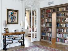 Квартира «Квартира в Москве», гостиная . Фото № 28497, автор Гердт Катя