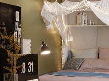 Квартира «25 квадратов счастья в ЖК Лесной», спальня . Фото № 28502, автор Платонова Ирина