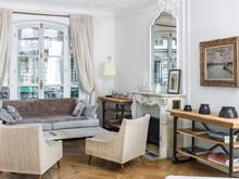 Квартира «Квартира в Париже», гостиная . Фото № 28530, автор Гердт Катя
