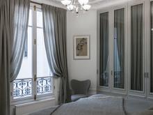Квартира «Квартира в Париже», спальня . Фото № 28534, автор Гердт Катя