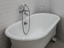 Квартира «Квартира в Париже», ванная . Фото № 28536, автор Гердт Катя