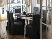 Квартира «Квартира в Париже», столовая . Фото № 28531, автор Гердт Катя