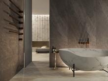 Квартира «АПАРТАМЕНТЫ MARBEL», ванная . Фото № 28612, автор Suiten n. Seven