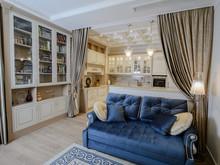 Квартира «Маленькая италия», гостиная . Фото № 28705, автор Мастрюков Денис