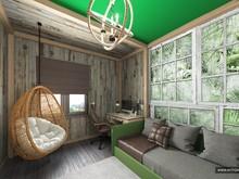 детская комната москва, фото № 7854, Удзилаури Светлана