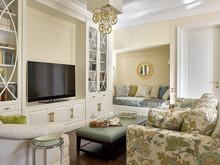 Квартира «Преображение», гостиная . Фото № 28709, автор Чмелёва Алёна