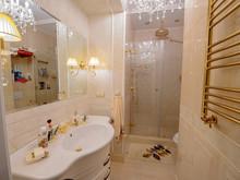 Квартира «Итальянский квартал», ванная . Фото № 28717, автор Мастрюков Денис