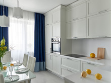 Lovely apartment in blue, фото № 7861, Саркисян Марина